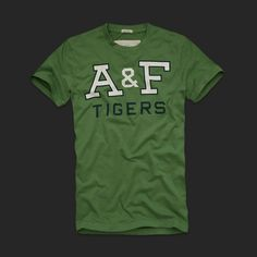 Abercrombie and Fitch Mens Graphic Tees 139