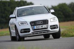 Auto Express Audi SQ5 review
