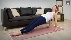 Yoga meets Pilates: Fit in 4 Wochen – Woche 3