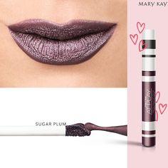 Labial liquido metalico At Play Mary Kay, Mary Kay Ash, Batons Matte, Mary Kay Makeup, Lip Colors, Lipstick, Marketing, Tips, Mary Kay Lipstick