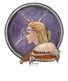 Hidden Skyrim: The Rift Jarl Laila Law-Giver Elder Scrolls Oblivion, Elder Scrolls Games, Elder Scrolls Skyrim, Eso Skyrim, Skyrim Gif, Skyrim Online, Playstation, Video Game Art, Video Games