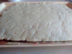 Citrónové rezy s jahodovým lekvárom (fotorecept) - obrázok 12 Bread, Food, Lemon, Meal, Essen, Hoods, Breads, Meals, Sandwich Loaf