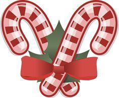 Χριστούγεννα, Ζαχαροκάλαμο Καραμέλα