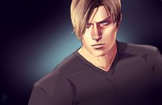 Leon S. Kennedy of RE2 & 4