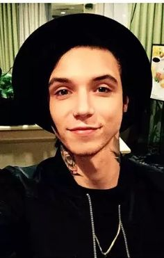 Andy) *smiles* So uh Rave and I are together again, after a bit of a rough patch we got back together, Im so happy i didnt lose the love of my life