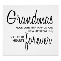 Grandparents quotes, need to get a hand picture!