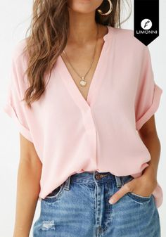 Tops For Women unicorn shirt french cuff Cheap Womens Tops, Casual Outfits, Fashion Outfits, Simple Outfits, Stylish Shirts, Blouse Outfit, Ladies Dress Design, Blouse Designs, Blouses For Women