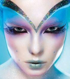 attraktive halloween schminktipps make up wunderschön