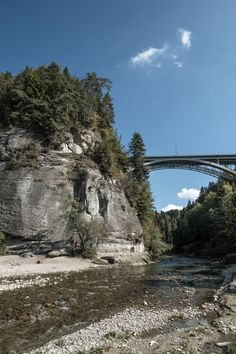 Sense & Schwarzwasser, Schwarzwasserbrücke, Switzerland