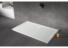 Sanplast Brodzik prostokątny B-M/SPACE 75x120x1,5 , Brodziki prostokątne, Brodziki , Łazienki - Bridom.pl - łazienki i systemy grzewcze