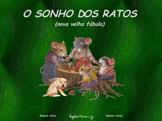 o-sonho-dos-ratos-presentation-670613 by Luzia Saboia Morais Gabriele via Slideshare