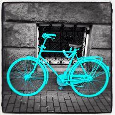 December #6 2012 #visualstory #341 City Bike