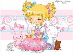 Une Chibi-Sweet Lolita ♥ Environ 5h je crois u__u Je suis longue ;__; Enjoyyy O/ Aya~~