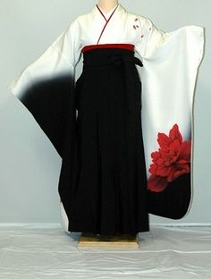 Rakuten: Graduation ceremony HF915 rental long-sleeved kimono, hakama (petticoat) campaign product- Shopping Japanese products from Japan