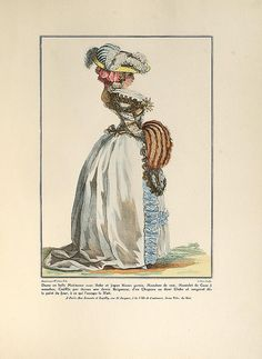18th century fashion plate 30 | Flickr - Photo Sharing!