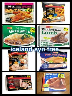 Iceland - all sw free slimming world shopping list, slimming world dinners, iceland slimming Slimming World Shopping List, Slimming World Syns List, Slimming World Survival, Slimming World Syn Values, Slimming World Treats, Slimming World Dinners, Slimming World Recipes Syn Free, Slimming Eats, Slimming Word