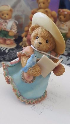 Cherished Teddies 739049 Dawn You Don't Have To Search Far For Your Rainbow