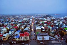 Reykjavik Iceland  #city #reykjavik #iceland