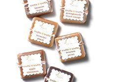 Caramels / Image via: Bon Appetit #entertaining #gifts