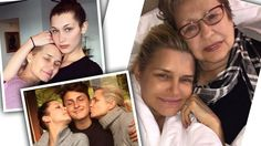 Yolanda Foster Lyme Disease Battle — Reality Star Spends Time With Her Mother, Posts Instagram Pics Of Daughters Gigi & Bella | Radar Online