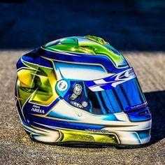 """""""I will wait for you..."""" I said before you arrive, and now, i am the happiest man in the World #ILoveThisBeauty❤️ #Arai #CapaceteMaisBonitoDesteMundoEDoOutro #luckydesign"""
