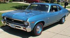 1969 Nova HD and Positraction Axle American Classic Cars, American Muscle Cars, Gm Car, Chevy Nova, Station Wagon, Classic Beauty, Luxury Cars, Convertible, Chevrolet