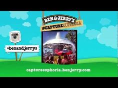 Ben & Jerry's Capture Euphoria Instagram Contest