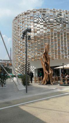 Expo Milano 2015 (official venue) nel Milano, Lombardia