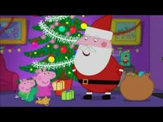 Peppa Pig Christmas Episode - YouTube - Just for fun!