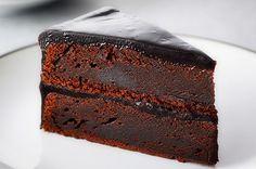 Rich Beet Chocolate Cake
