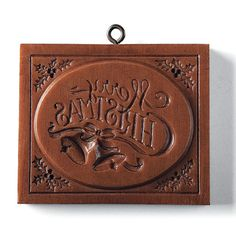 Merry Christmas: House on the Hill, Inc., Springerle and Speculaas Cookie Molds for Baking, Crafting, Decorating