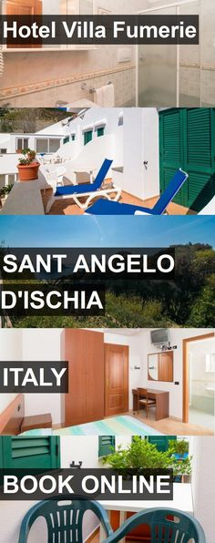 Hotel Hotel Villa Fumerie in Sant Angelo D'Ischia, Italy. For more information, photos, reviews and best prices please follow the link. #Italy #SantAngeloD'Ischia #HotelVillaFumerie #hotel #travel #vacation