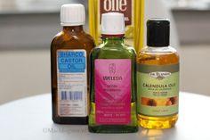 Hot oil Haargroei Treatment: Calendula & Rozenolie