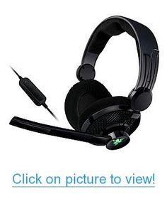 Razer Carcharias Gaming Headset for PC/Xbox 360 Electronics #Gadgets #Speakers # #Headphones #Audio