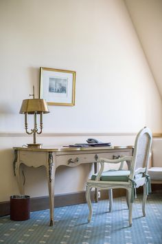 The hotel, the rooms and suites are especially remarkable due to their first class individual style and comfort. Corner Desk, Dining Table, Luxury, Room, Furniture, Home Decor, Style, Corner Table, Bedroom