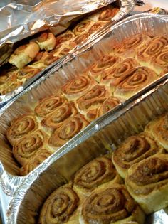 """Home Made Cinnamon Rolls - """"Oh Yeah, that's a classic!"""""""