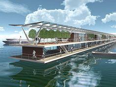 Urbanisme flottant