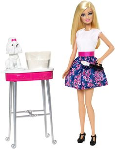 Barbie Color Me Cute Doll Only $9.98! (reg. $19.99)