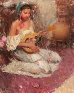 Dan Beck | American Impressionist Figurative painter | TuttArt@ | Pittura * Scultura * Poesia * Musica |
