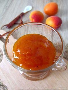 Sublime confiture d'abricots façon Pain d'épices