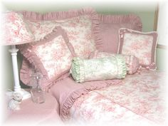 Toile On Pinterest Toile De Jouy Toile Bedding And French Country