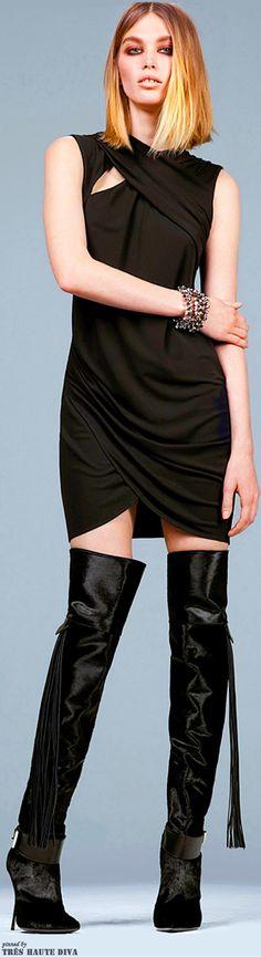 Versace Pre-Fall 2014