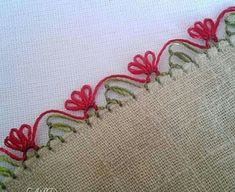 Needle Lace The moment Ifirst laid eyes on oya needlework was not as profound as one might imagine. Stitch Crochet, Crochet Lace, Hand Embroidery, Embroidery Designs, Diy Crochet Bikini, Tatting, Crochet Unique, Butterfly Stitches, Crocodile Stitch