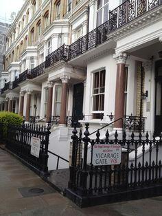 Case din lumea largă - Anglia