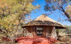 The Finfoot Lake Reserve nestles in the Pilanesberg region of South Africa's North West province. It can be reached from Johannesburg by road in 90 minutes and from Sun City in about 30 minutes. North West Province, Game Lodge, Sun City, Lodges, South Africa, Gazebo, National Parks, Outdoor Structures, Viajes