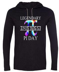 Legendary Pi Day 3.14 Tie Dye T-Shirt Hoodie