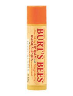 Burt's bees nourishing lip balm with mango butter