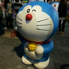 多啦A夢你既吸引力真係勁@@ 影相都要排隊:$ @harbourcity #doraemon #cute #popular #bestphoto #style #852 #HongKong #hkboy #hkig #iger #instahub #instapic