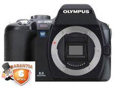 PROMOÇÃO USADOS 100€  Máquina Digital Olympus E-500 DSLR  Usada com GARANTIA 6 Meses  Olympus E-500 DSLR  http://www.clubego.pt/loja/olympus-e-500-dslr/
