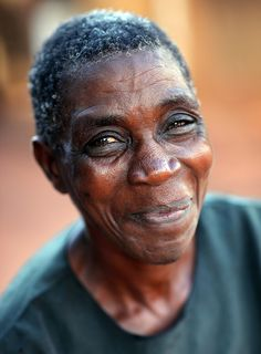 Zambia, grandmother by Dietmar Temps, via Flickr